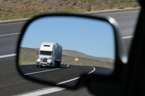 truck-in-the-mirror